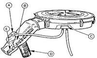 Типичная схема подогрева воздуха